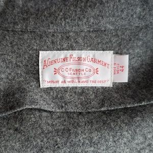 Vintage Filson Jac Shirt USA